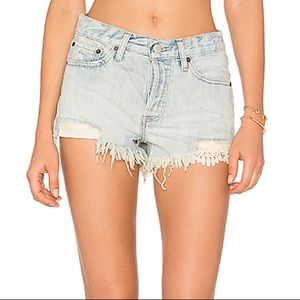 Daisy Chain Lace Shorts ☆ Free People